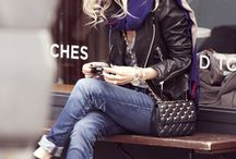 Street Chic / Street fashion / by Renee Whitaker