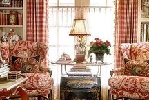 French country style/influence / by Kate Dickerson/KSH Needlepoint
