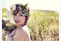 Wedding-Bohemian Beauty / by Judy E