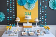 Party Ideas / by Sabreen Posey-Jackson