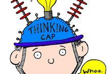 Stimulating Students' Critical Thinking / by Dr. Daniels DSU