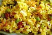 Rice recipes / by Danielle Roy