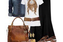 Outfits I like / by Tammy Whitt-Sylfest