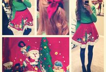 Christmas / by Stephanie S