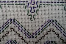Huck Weaving/Swedish Weaving / Donna Kruchten tarafından