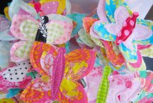kids - fun textile projects / I am starting a little art club at home for my children and their friends.There is so much fun to be had with yarns and threads.  / by Linda Whaley