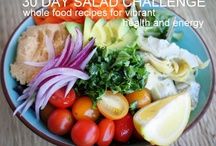Amazing Salads / by Annaliisa Kapp