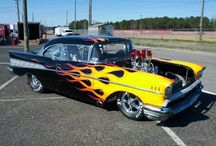 AUTOMOTIVE CUSTOM PAINTING ART / Custom painted ,powder coated ,Airbrushed & freehand of all sorts.. / by Eddie Compton