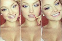 I DO makeup! / by Caitlin Bishop