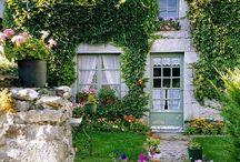 Beautiful Exteriors  / Exterior home ideas / by Shawna Mason