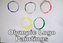 Olympics Theme in Preschool / by Stacey Feehan
