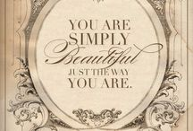 Simply Beautiful  / by Annie Wolf