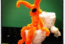 Pipe Cleaner Crafts / by Lauren Jay