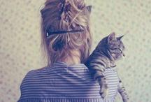 Cat's / by Susana Albuquerque