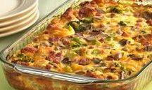 Breakfast/Brunch Recipes / by Betsy Rose