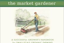 Most recomended books for the market garden / by The Market Gardener