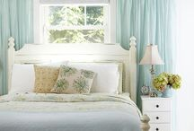 bedroom inspiration / by Crystal @ A Well-Feathered Nest