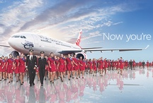 The romance is back / A lot goes into making an amazing airline - and over the past year, we have done just that; we've transformed our airline. But one thing hasn't changed. Our people - all eight thousand of them. They're the ones that set Virgin Australia apart and put the magic back into flying every day. / by Virgin Australia