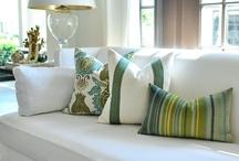 Pillow inspiration / by Casa Stephens Interiors.com