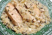 Crock Pot Recipes / by Chelsie Chittendon