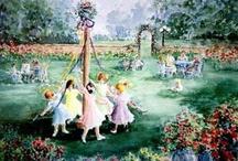 May Day Celebration... / by Suzy Weatherby