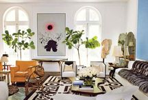{ design: living } / by Michelle Curry