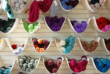 Yarn Store Display / by Janet Melcher