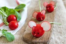 Yummy for kids  / by Minouchka Passion culinaire