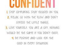 Confidence / by Amanda Casto