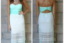 Cute Dresses I want!!! / by Alicia Hooie