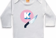 Kids clothees / by White As Milk
