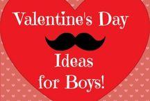 Valentine's Day Ideas / by Krystal Vollers