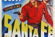 Old Santa Fe Movie Posters / by James Nolan