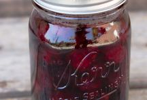 Canning fruits / by Lindsey Hafs