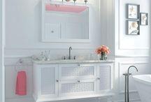 Bathrooms  / by Megan Mensch