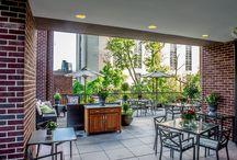 SEASON's Terrace / by Four Seasons Hotel Washington, DC