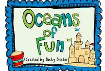 School--Ocean Unit / by Stacy Wilkison