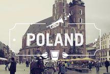 Poland / by Elizabeth Kowal