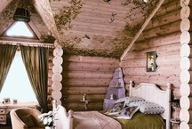 woodland rooms / by Claire Mullin