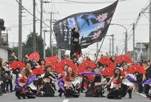 Yosakoi(dance in Japan) / Yosakoi(dance in Japan) / by Rider Egao
