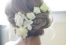 My Wedding Hair / by Christy Newman