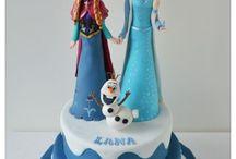 Birthday party ideas - Frozen / by Alicia Nash