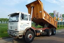 Renault Trucks / by Kleyn Trucks
