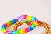 Loom bands / by Marianne