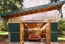 Garages We Love / by TOTEM