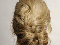 hair / by Caley Elliott