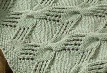Knitting/Crocheting/Sewing / by Bridget Colson