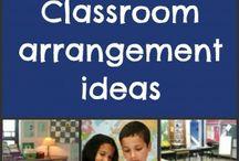 Classroom Arrangement / by angelica gonzalez