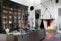 Interiors: kitchen ideas / by Stella Magazine