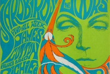 Psychedelic Posters / by Retro Rebirth